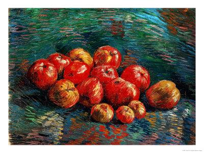 Tableaux de pommes - Vincent Van Gogh